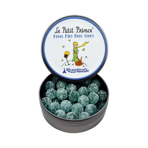 Le Petit Prince by Le Panier Francais Pearl Mint Hard Candy Tin 80g/2.80 oz
