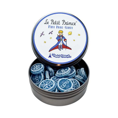 Le Petit Prince by Le Panier Francais Mint Hard Candy Tin 80g/2.80 oz