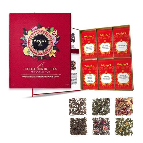 Maxim's Gift Box of 30 Assorted Tea Cristal Bag