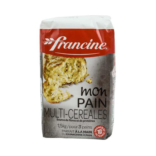 Francine Flour Multigrain Bread 1.5kg/3.3 LBS