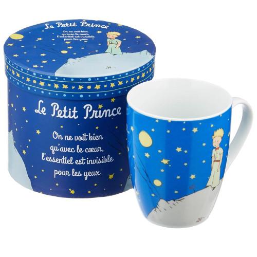 Le Petit Prince Mug Gift Box Starry Night Design