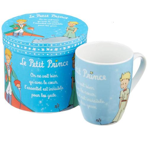 Le Petit Prince Gift Box Mug Light Blue