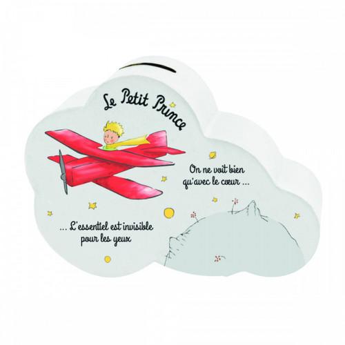 Le Petit Prince Red Plane Piggy Bank Cloud