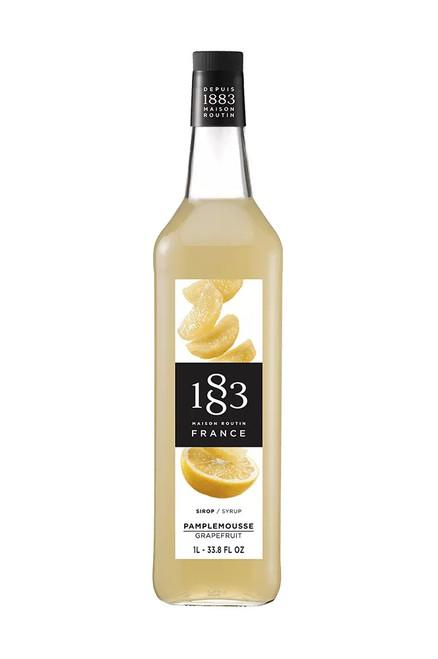 1883 Syrup Grapefruit 1L (33.8fl oz)