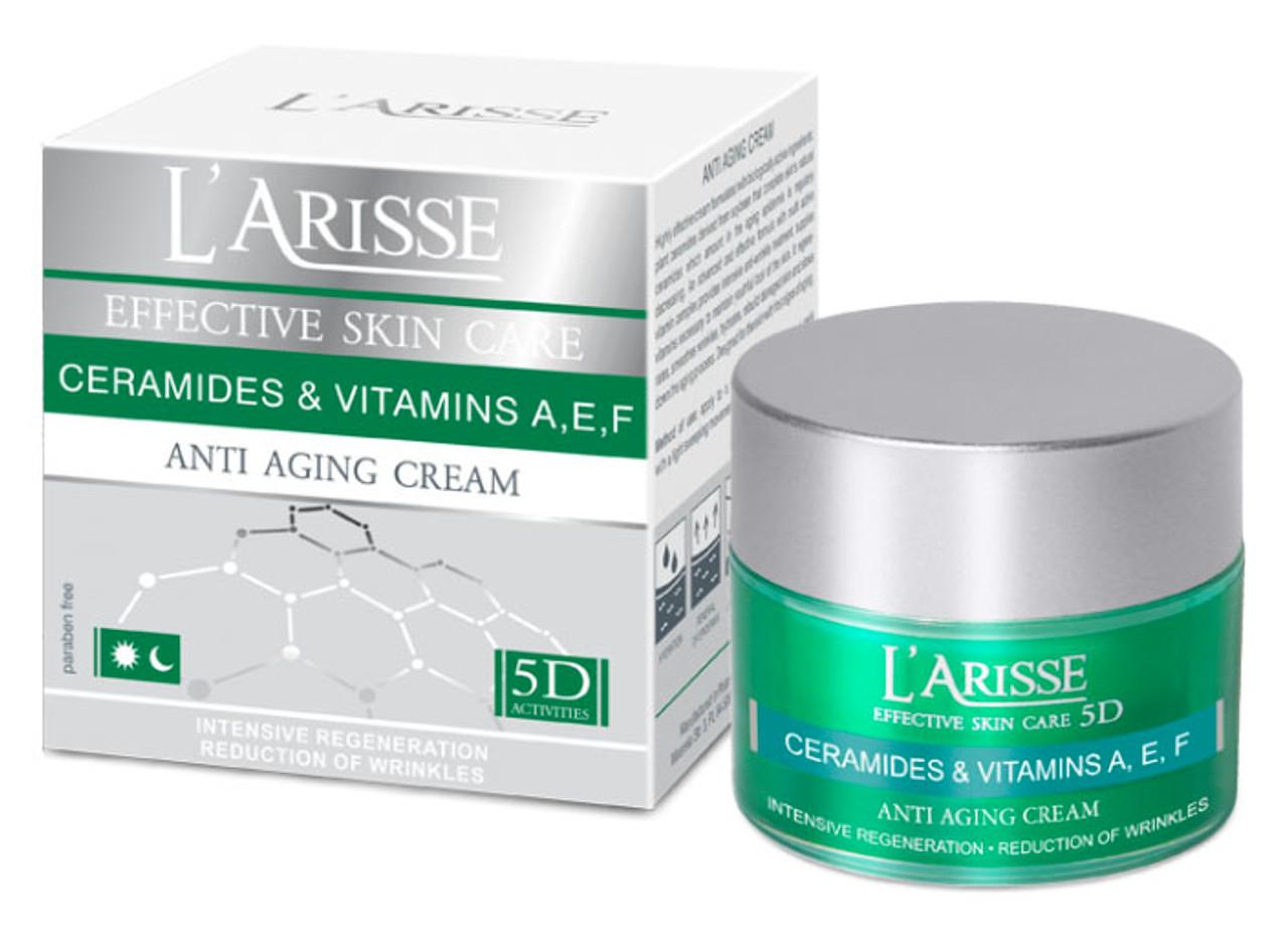 Vitamins A, E, F Correcting Cream with Ceramides