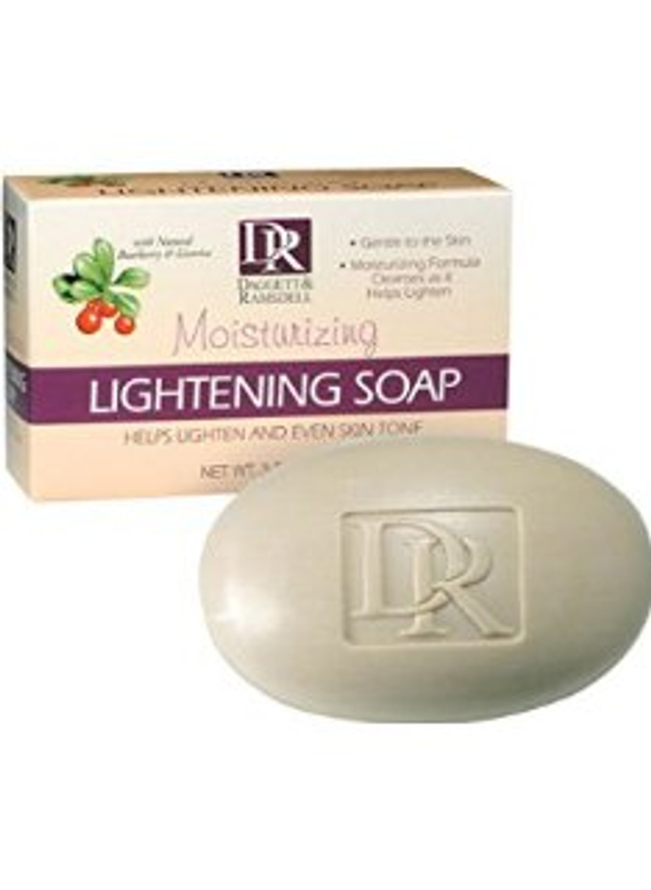 Skin Lightening Soap With Bearberry