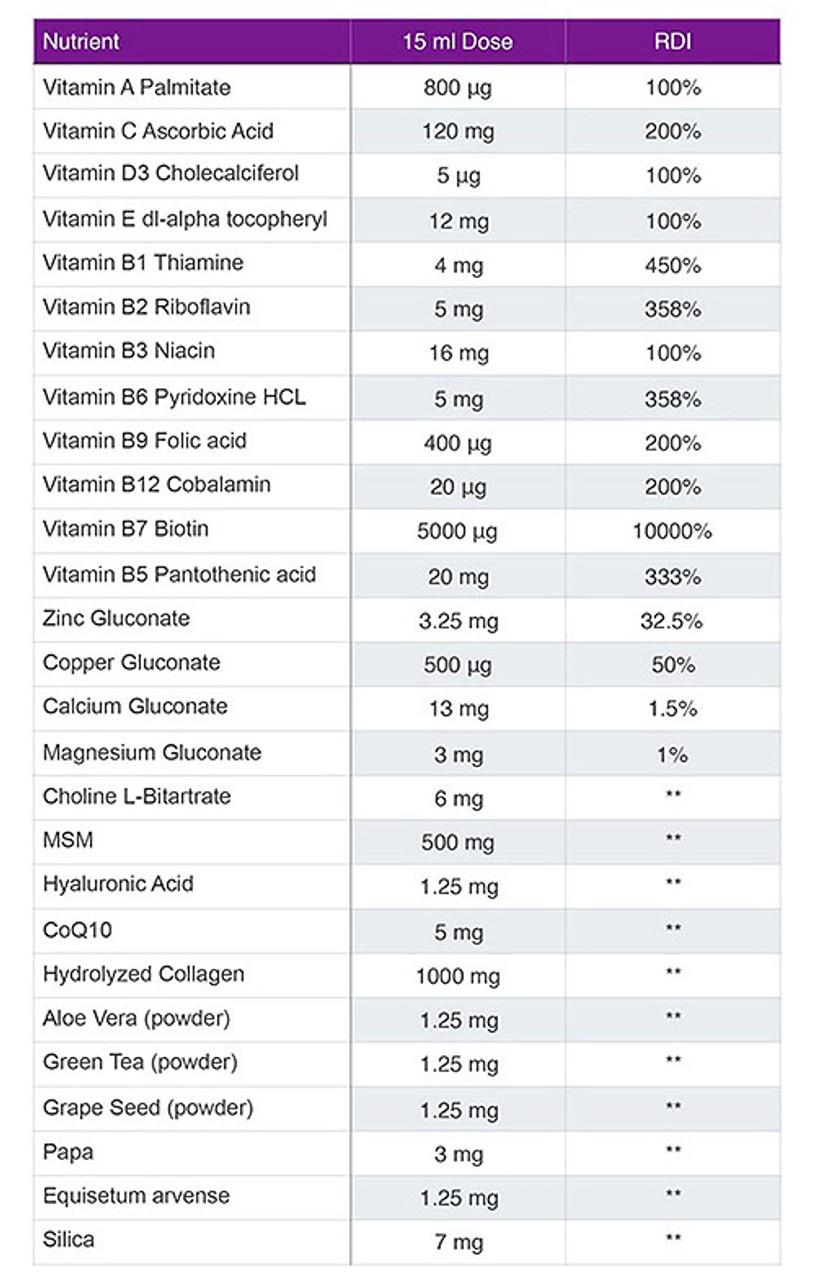 BrightX Skin Correcting  Supplement
