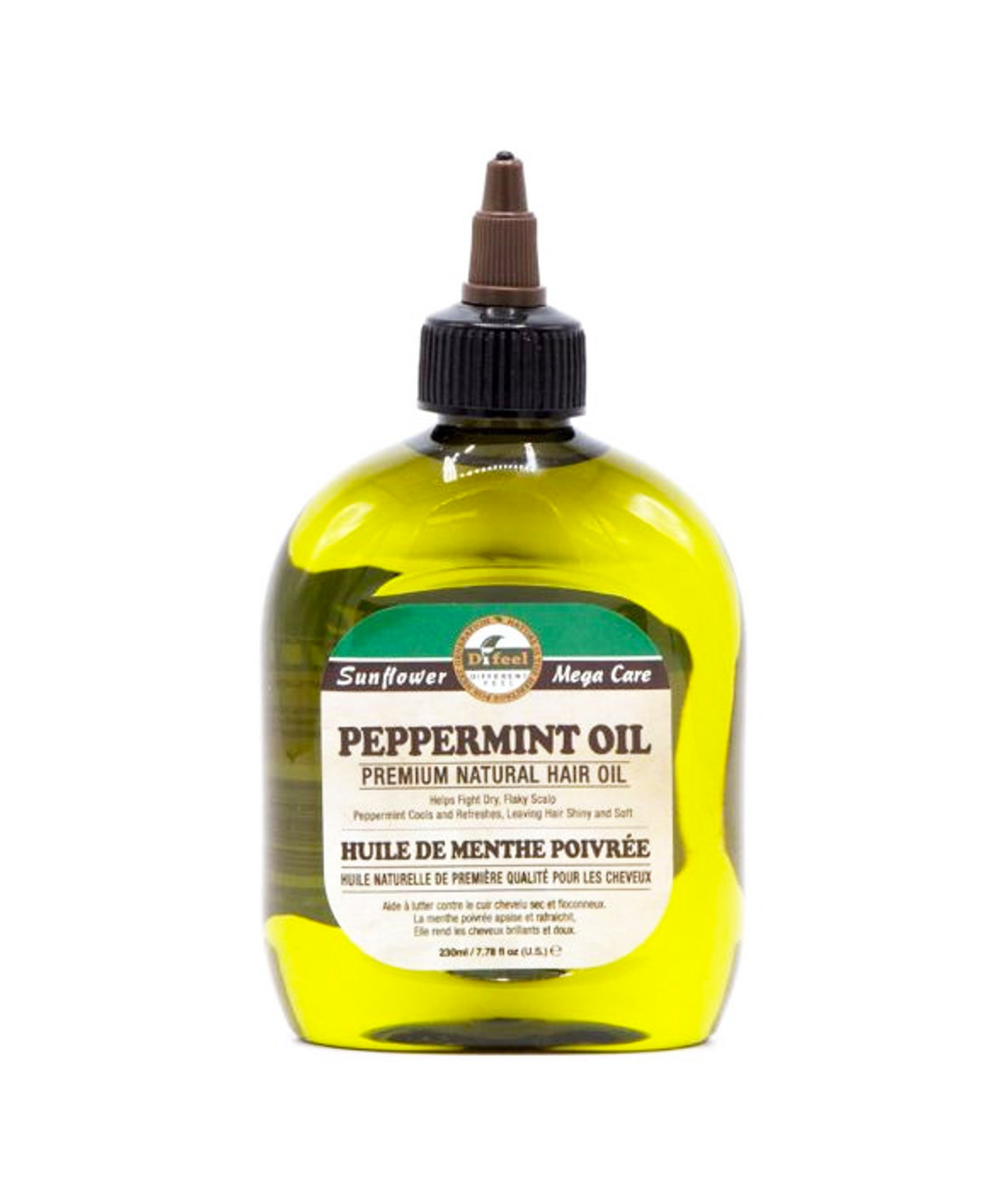 Peppermint Oil Hair Loss Treatment