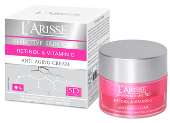 Retinol & Vitamin C Skin Correcting Cream