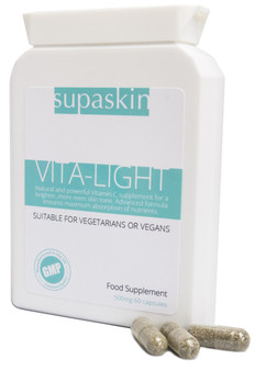 Vitamin C Skin Booster Supplement