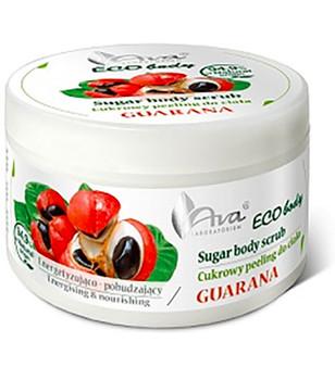 Guarana Body Exfoliating  Scrub For Skin Discolourations