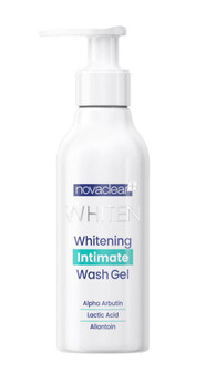 Whitening Intimate Wash Gel For Sensitive Areas