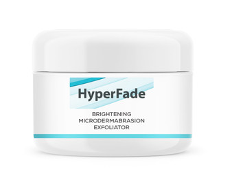 Hyperfade Brightening Microdermabrasion Exfoliator For Dark Spots