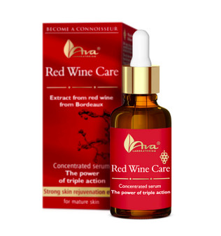Red Wine Care Concentrated Serum For Uneven Skin