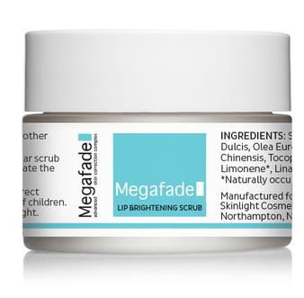 Megafade Lip Brightening Scrub - 15ml