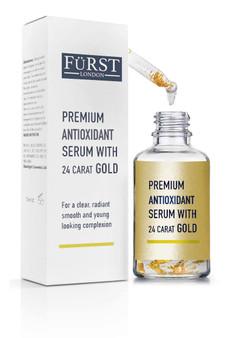 Premium Antioxidant Serum With 24k Gold Leaf