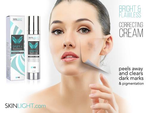 Skin Corrector Cream For Hyperpigmentation & Melasma