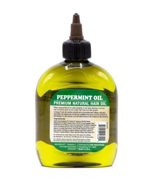 Peppermint Oil Hair Loss Treatment