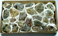 Fluorite cubic clusters from Morocco. Wholesale - 10 kilo