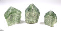"""Top Polished Serpentine Point from Brazil 2.5-3"""" avg (TPP2-SER)"""