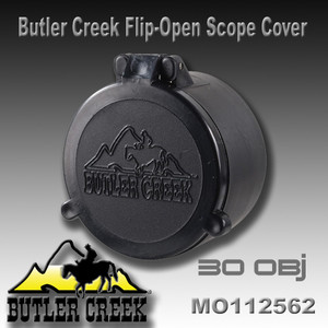 """Butler Creek Scope Cover Flip Open #46 OBJ 2.430/"""" NEW"""