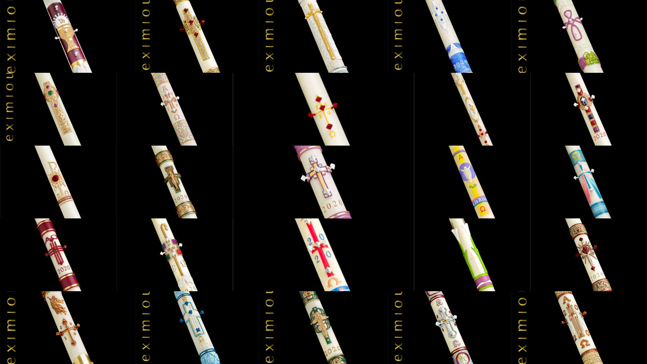 Church Paschal Candle Sale