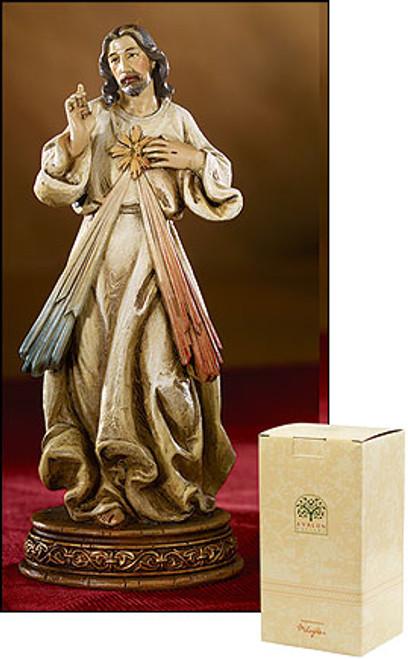 "6"" Divine Mercy Statue | Resin"