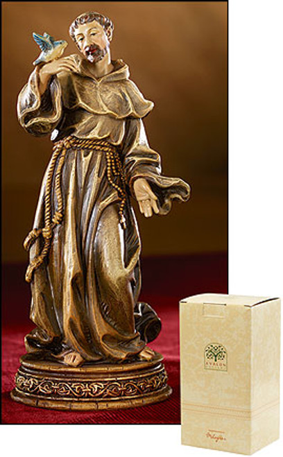 """6"""" St. Francis Statue 