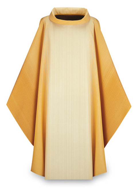 #1-16 Color Gradiation Gothic Chasuble | Roll Collar | All Colors
