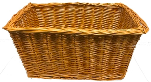 "8"" Deep Collection Basket | Rectangle | No Handle"