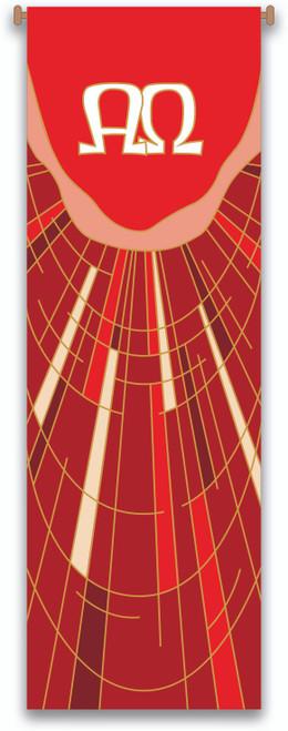 Alpha Omega Banner