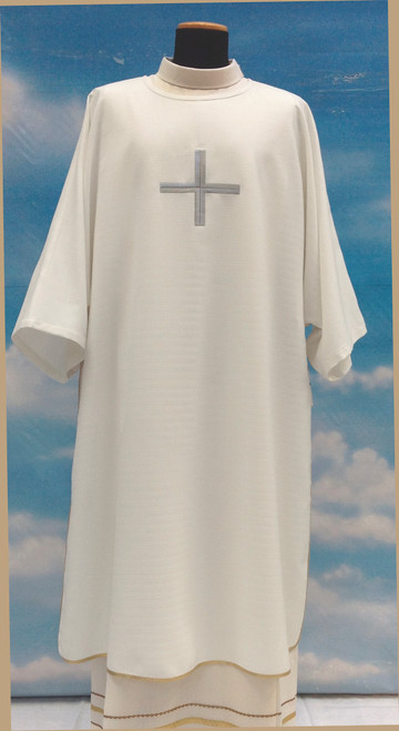#620 Lightweight Cross Dalmatic | 100% Micro Poly | All Colors