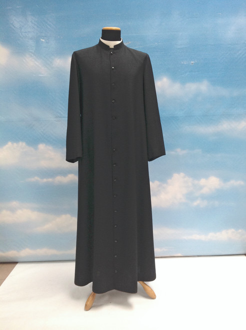 #081 Altar Cassock | 100% Poly | Multiple Colors