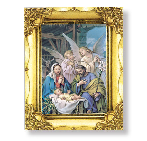 Nativity Framed Art