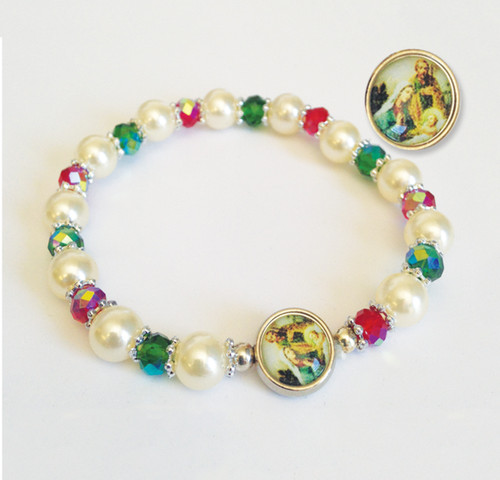 Christmas Stretch Bracelet