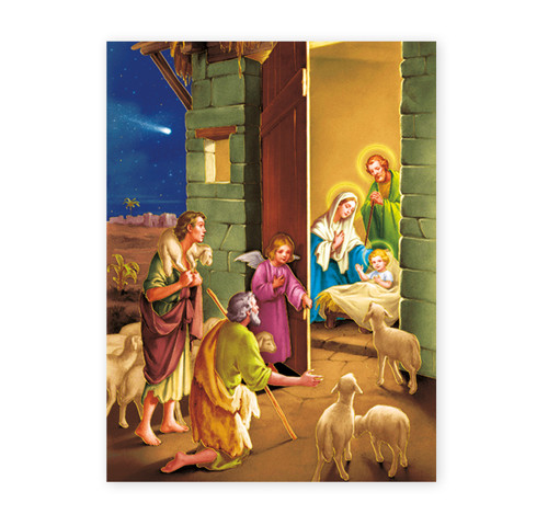 Adoration of the Magi Print