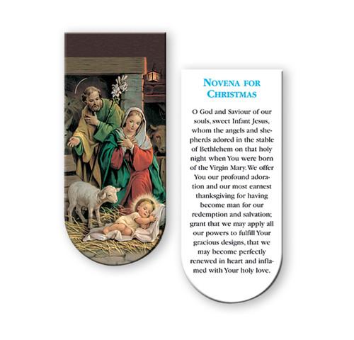 Novena for Christmas Book Mark   Pack of 10