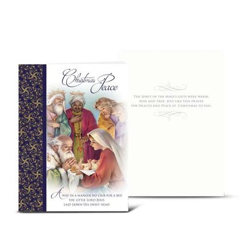 Holy Family Christmas Peace Christmas Card | Box of 10