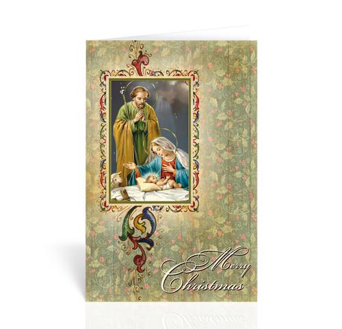 Holy Family Christmas Card | Box of 10