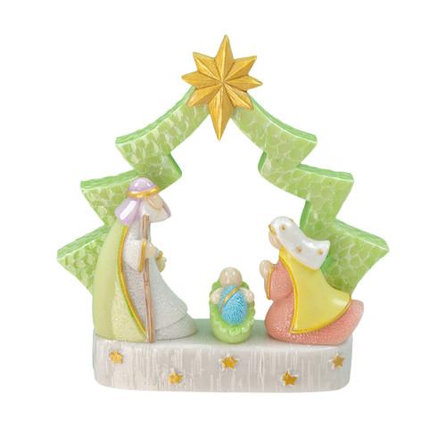 Holy Family Nativity Christmas Figure | Resin