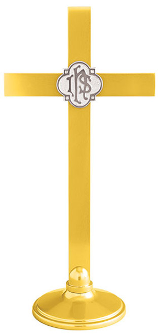 "#100 Altar Cross | 20""H 