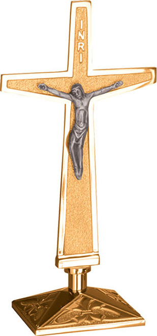 "#200 Altar Crucifix | 14""H 