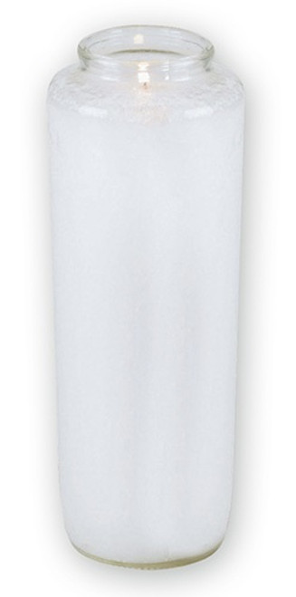 6 Day Crystal Gleamlight Candles   Case of 12