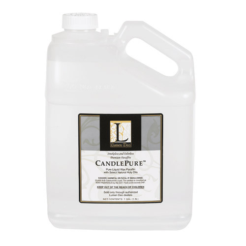 1 Gallon CandlePure Paraffin Oil | Case of 4