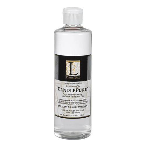 16 oz. CandlePure Paraffin Oil | Case of 4
