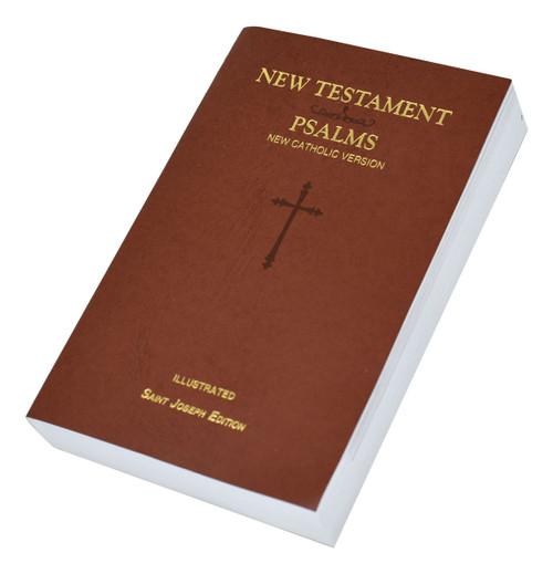 St. Joseph New Catholic Version New Testament And Psalms | Brown