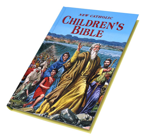 New Catholic Children's Bible | Inspiring Bible Stories In Word And Picture