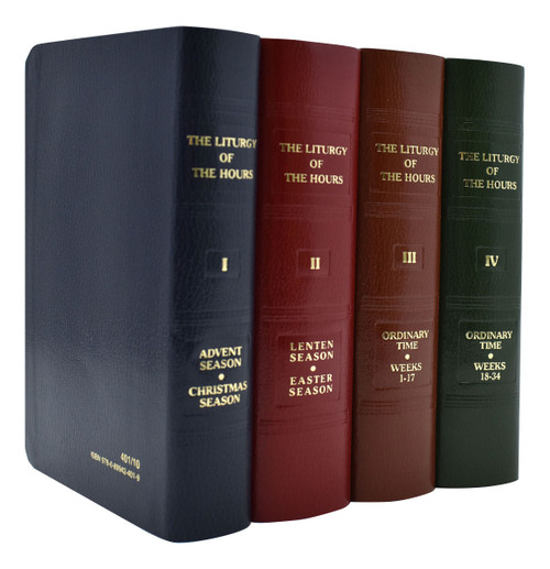 Liturgy Of The Hours | Set of 4