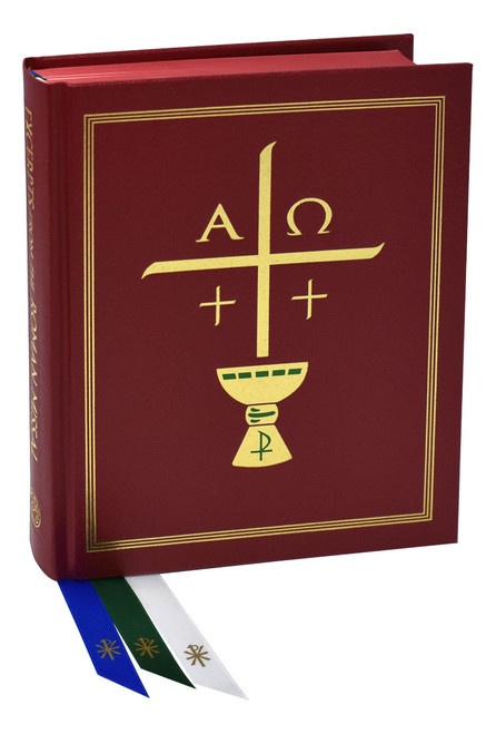 Excerpts From The Roman Missal: Chapel Clothbound Edition