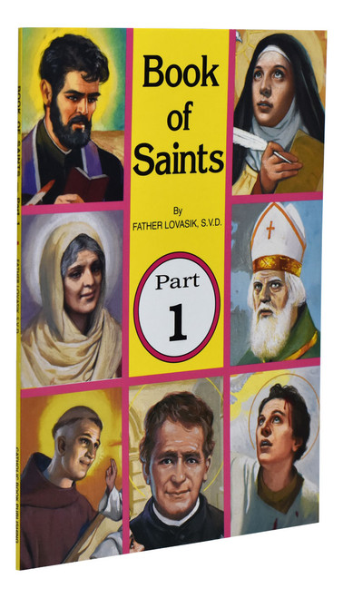 Book Of Saints | Part 1